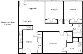 3 bedroom 3 bath apartments san marcos tx. for the 3 bedroom townhome floor plan. bath apartments san marcos tx