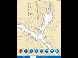 Snake River Nautical Chart Map