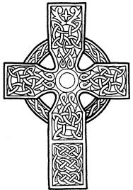21 Celtic Cross Coloring Page Celtic Cross Coloring Pages