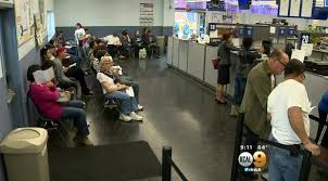 – Immigrants Effect Motorists Into Law Goes Cbs Angeles Los After Months Wait Appointments Dmv Some For