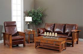 what is mission style furniture