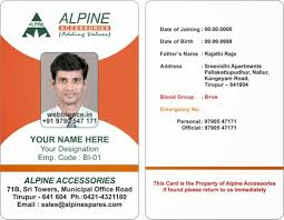 sample id cards image 118159 1 54938 employee id cards templates 7 allwaycarcare com