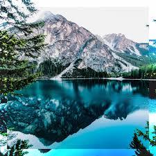 Bild 178 Schnee Landschaft Berge Natur Zoomborder