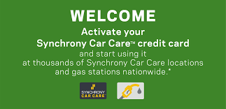 activate your carecredit rewards mastercard account number