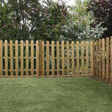 fence panels. Modren Panels Adley 4u0027 X 6u0027 Pressure Treated Palisade Rounded Top Fence Panel Intended Panels E