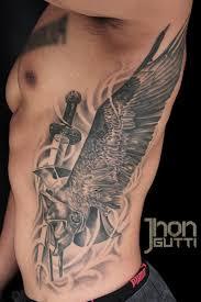 Jhon Gutti Tattoos Stand Alone Gladiator Stuff
