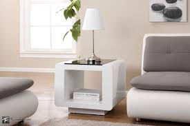 Side Table Designs For Living Room Table Design Modern Home Furniture Impression With White Side