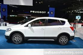 new car launches in january 2014Maruti YBA SUV to launch in India in January 2016