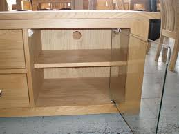 wooden tv cabinets with glass doors photos 950 712