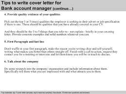 bank manager cover letters brilliant ideas of bank account manager cover letter charming