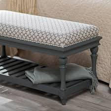 Belham Living Jillian Indoor Bedroom Bench   Delightfully Styled And  Smartlyu2026