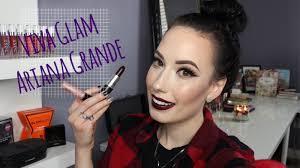 review mac cosmetics viva glam ariana grande lipstick lipgl lesleydoesmakeup you
