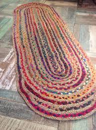 oval rag rug tutorial