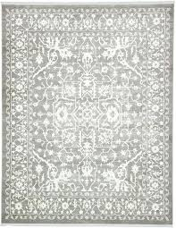 cream and grey area rug 8 x area rugs the home depot within gray and cream