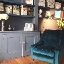Living Room Cupboards Designs Living Room Juniper Ash By Little Greene Paint Company On The