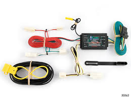 lexus rx wiring kit harness curt mfg  lexus rx 330 trailer wiring kit 2004 2006 by curt mfg 55563