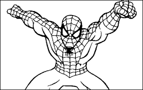 15 Spiderman Da Colorare Pdf Business E Educazione Modello
