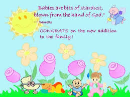 Congrats On The Birth Of A Baby Free Family Additions Ecards 123