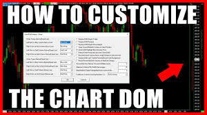Sierra Chart Review How To Customize The Chart Dom In Sierra Chart Settings Quick Trading Review