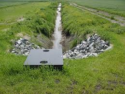 drainage ditch public drainage watershed associations