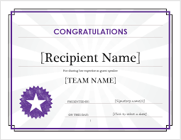 Congratulation Certificate Certificate Templates Archives Format Example