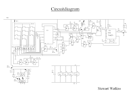 bicycle alarm electronic project electronics information from complete circuit diagram for bicycle alarm project