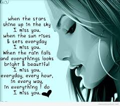 Beautiful I Miss You Quotes Best of I Miss You Quotes