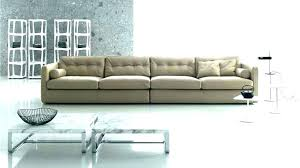 long leather couch. Plain Long Long Couch Extra Sofa Slipcovers  Leather Elegant Outstanding With Chaise To O