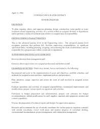 Resume For Civil Engineering Fresh Graduate Free Resume Example