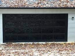 full image for placeholderblack garage door with gray house black doors white