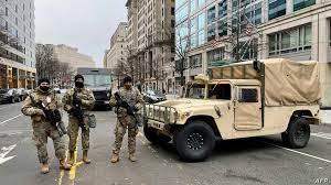 حقائق عن الحرس الوطني الأميركي