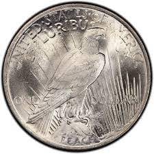 1923 Peace Silver Dollar Value Chart 1923 Peace Dollar
