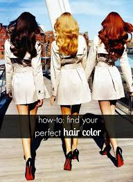 Your Perfect Hair Style how to find your perfect hair color hair coloring hair style 7184 by stevesalt.us