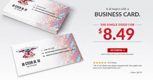 Buiness Card Business Cards Custom Business Cards Overnight Prints