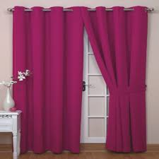 Pink Bedroom Curtains Girls Bedroom Curtains Also Blackout Childrens Sweetheats Pink