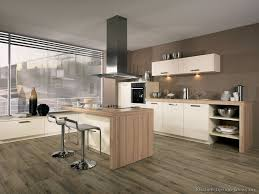 Exellent Modern White Kitchen Design More Pictures W With Concept
