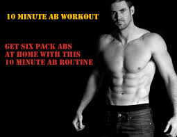 10 MINUTE HOME ABS WORKOUT ROUTINE - GET SIX PACK ABS (HD) - YouTube