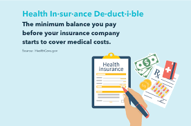 Deductibles, coinsurance and copays are all examples of what you pay. Health Insurance Deductible How Do Deductibles Work Mint