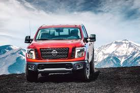 2018 Nissan Titan Review Ratings Specs Prices And Photos