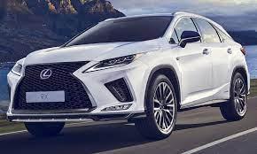 Lexus RX Facelift (2019): Motor & Ausstattung
