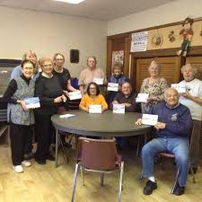 Senior Citizens' News: Pittston and Falls centers closed Nov. 24 and 25 |  The Sunday Dispatch