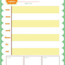 week at a glance calendar printable week at a glance calendar printable calendar tip junkie