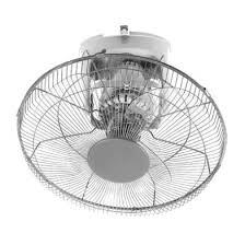 artistic oscillating ceiling fan on bentley ii outdoor tarnished bronze with