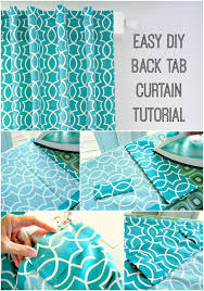 endearing tab curtains pattern designs with best 20 tab curtains ideas on home decor diy curtains how to