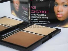 sleek makeup face contour kit um review