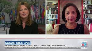Susan Rice on Biden-Harris: 'This Ticket Is Going to Win'