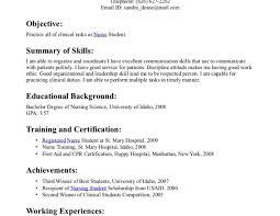 Resume Generator Students High Resumes Interesting Resume Resume