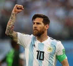 عاجل.. ليونيل ميسي يتصدر اللاعبين الأكثر مشاركة بقميص منتخب الأرجنتين -  واتس كورة