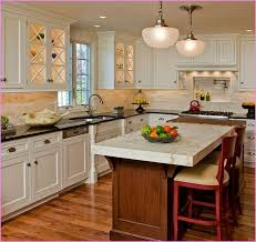 Antique White Kitchen Cabinets With Dark Floors Home Design Ideas