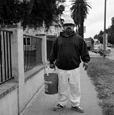 the gangs of l a ehrp 2016 mr olvera on his way to work as an apprentice painter as